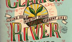 Clarion River Organics logo