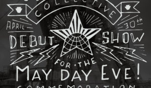 May Day Eve Poster