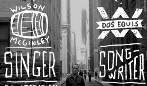 Dylan Rooke Singer-Songwriter Poster